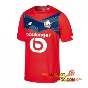Maillot Foot Lille OSC Domicile 20/21