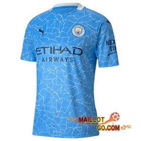 Maillot Foot Manchester City Domicile 20/21