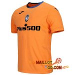 Maillot Foot Atalanta Gardien de but Orange 20/21
